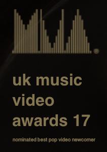 ukmva logo best pop newcomer